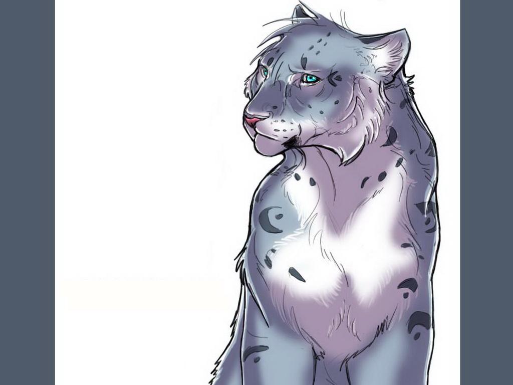 Художественные рисунки котов