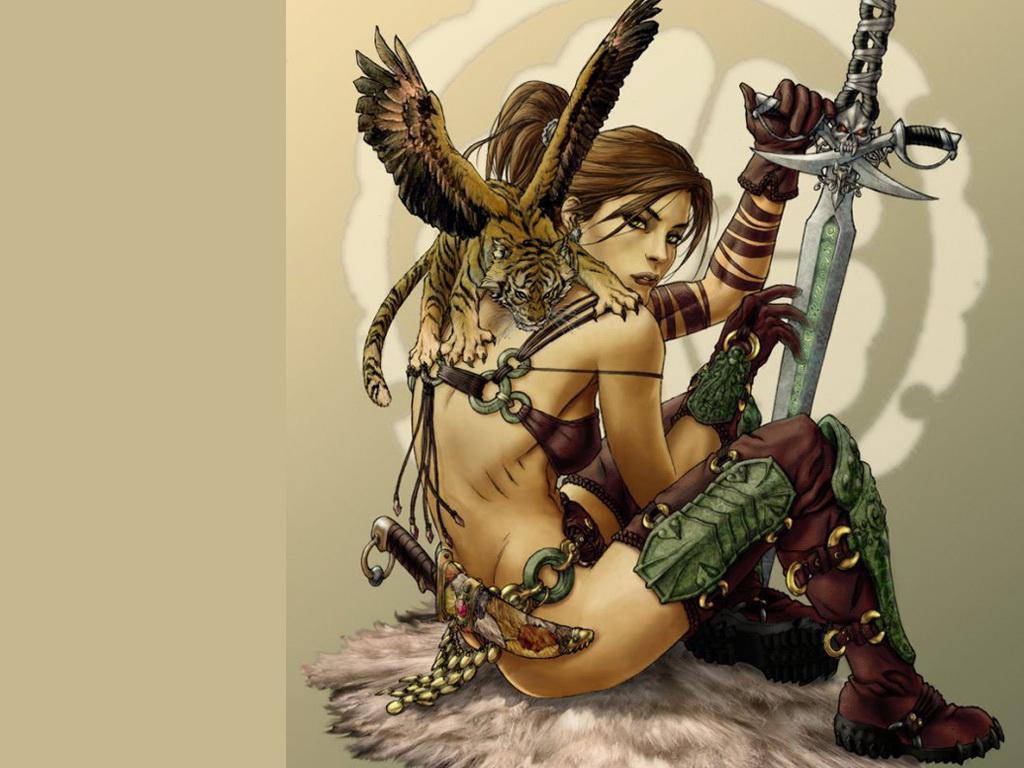 Люди, воины Fantasy_girls_1085