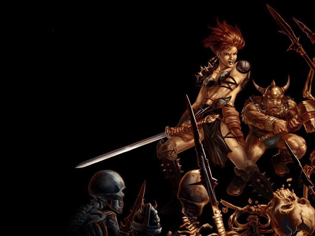 Люди, воины Fantasy_girls_1298