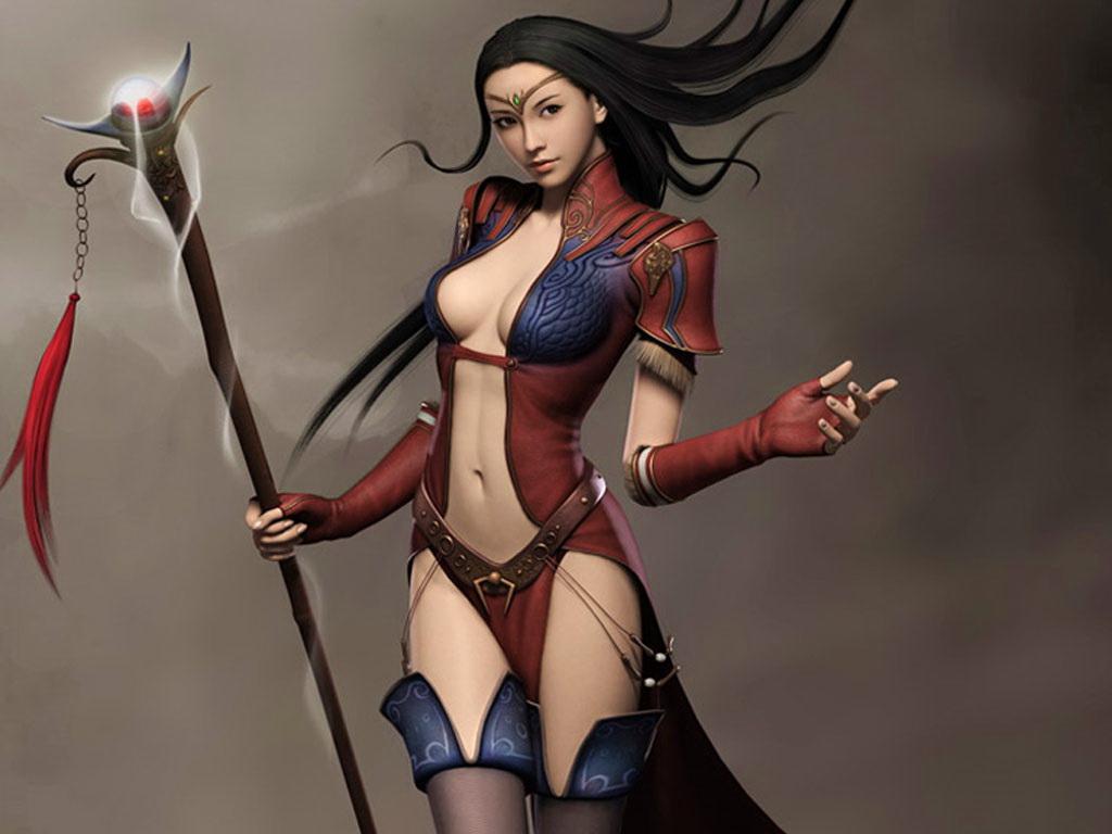 Ведьмаки, маги Fantasy_girls_1315