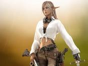 Обои,lineage,девушки,фентези,фентези девушки,эльфийки,девушки с оружием...