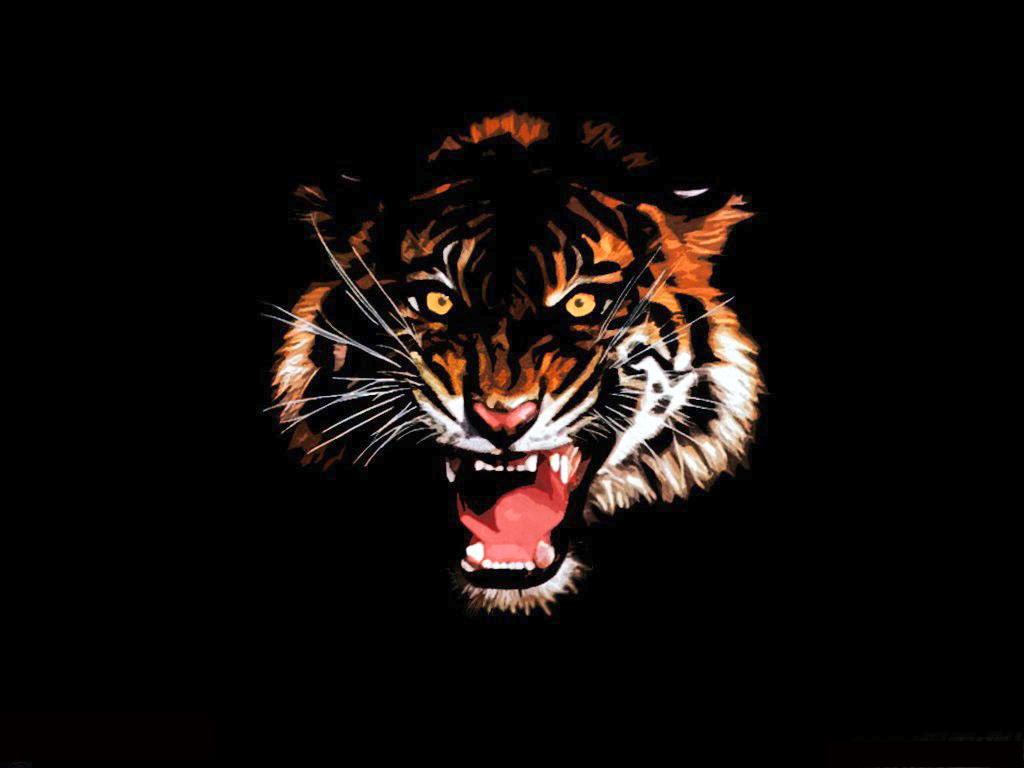 Фото тигрицы на аватарку