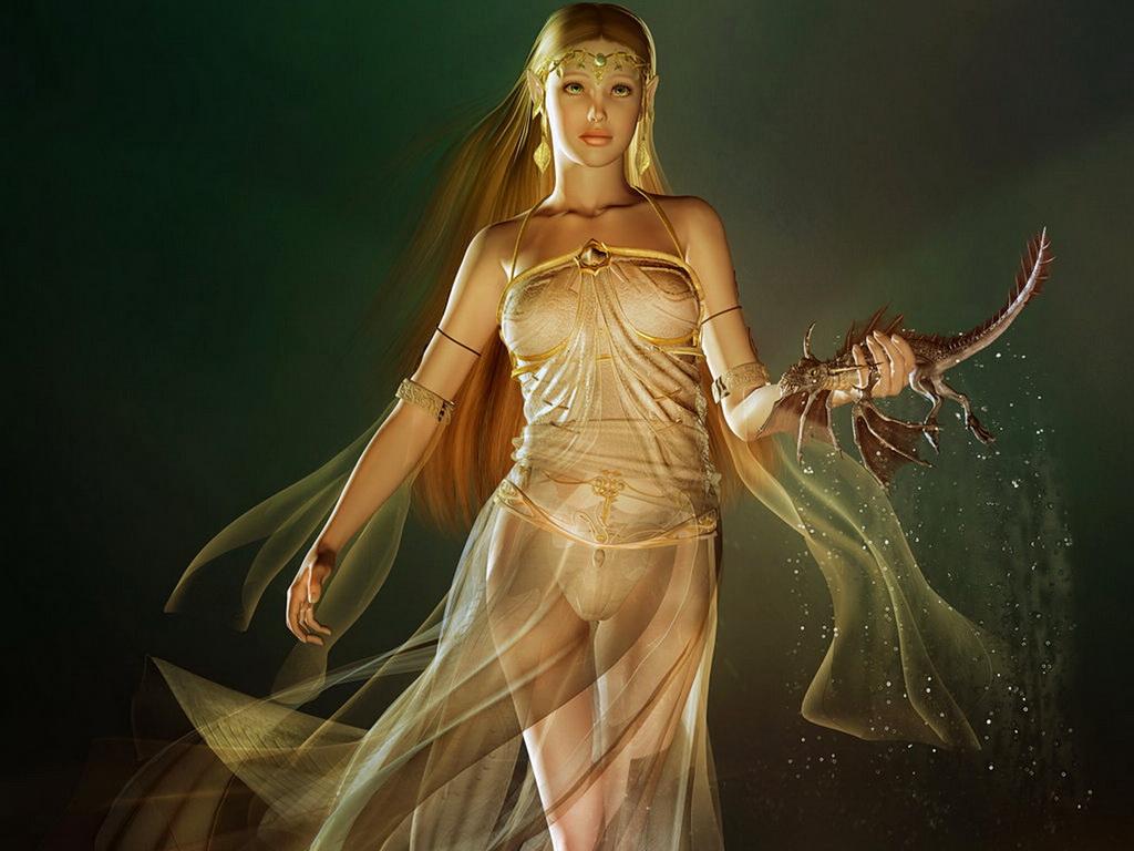 Фото богинь голых