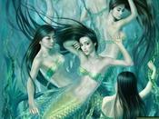 Обои фэнтези - девушки, wallpapers fantasy girls
