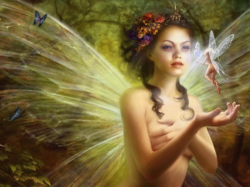 фото феи красивые