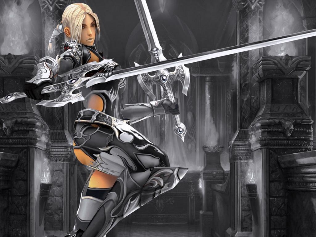 Fantasy Warrior Фото со стоков и изображения